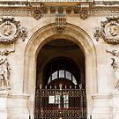 A Gate To The Opera © by © Hany G. Jadaa © Prince John Photography