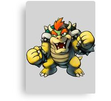 Bowser Canvas Print