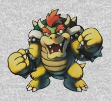 Bowser by TeaLeaves