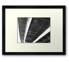 freeway # 6 Framed Print