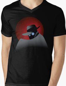 Beware the Gray Ghost!!! Mens V-Neck T-Shirt