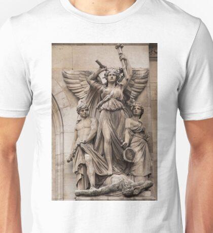 Sculptures At The Opera - 1 © Unisex T-Shirt