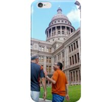 Cousins at the Capitol iPhone Case/Skin