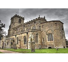 Saxon Church  Photographic Print