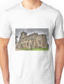 Saxon Church  Unisex T-Shirt