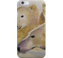 Bear Family  iPhone Case/Skin