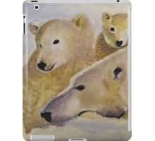 Bear Family  iPad Case/Skin