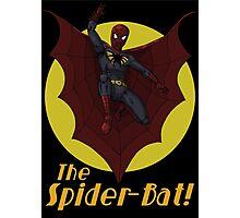 The Spider-Bat! Photographic Print