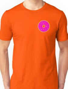 YUMMY PINK DONUT WITH SPRINKLES Unisex T-Shirt