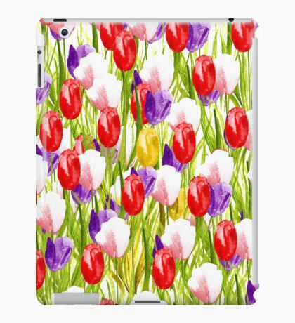 Floral - No. 4 iPad Case/Skin