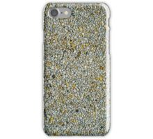 70s Style Retro Pebble Dash Backgound Texture iPhone Case/Skin