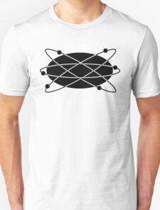 Men In Black universe Black T-Shirt