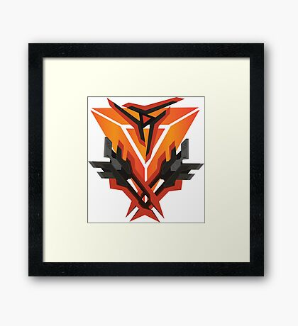 Project Zed Framed Print