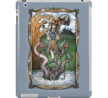 Luna's Haunting Trapeze Act iPad Case/Skin