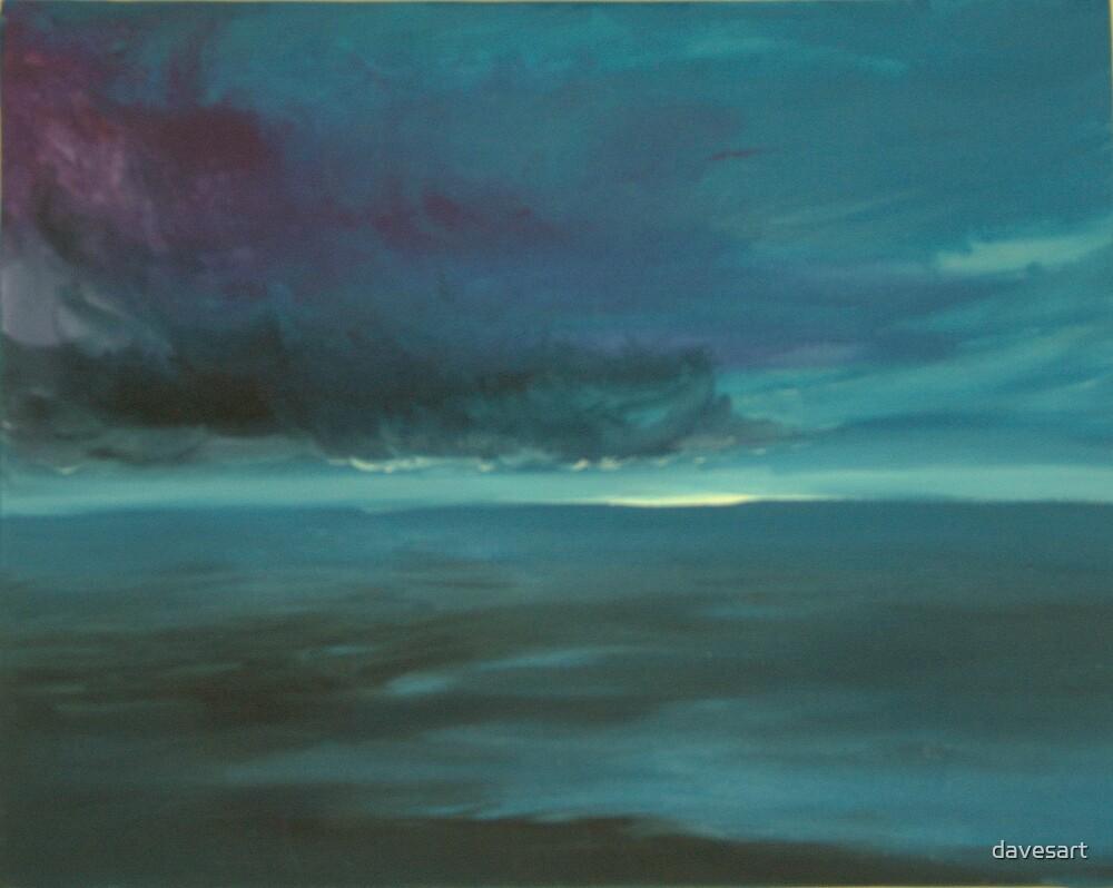 stormy skys by davesart