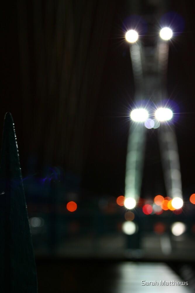 Transporter Bridge by Sarah Matthews