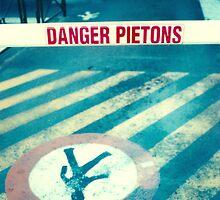 Danger Pietons by MoiMM