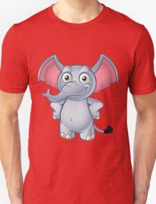 Elephant - Hands On Hips T-Shirt
