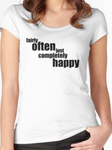 Arthur Shappey Women's Fitted Scoop T-Shirt