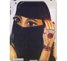 British Muslim Girl  iPad Case/Skin