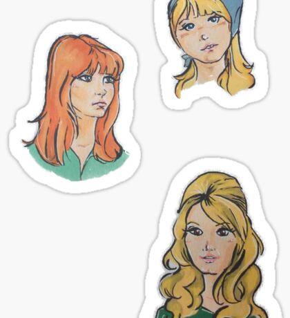 Peggie Sticker