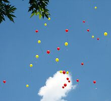 99 Balloons? by Brad Sumner