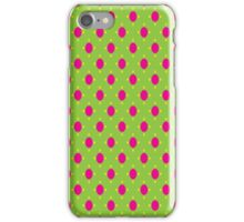 Bright Polka Dots iPhone Case/Skin