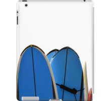 Isolated Surfboards iPad Case/Skin