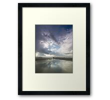 Seascape, Southerndown, Vale of Glamorgan Framed Print