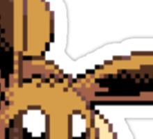 eevee pixel Sticker