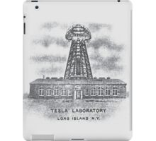 Tesla Lab iPad Case/Skin