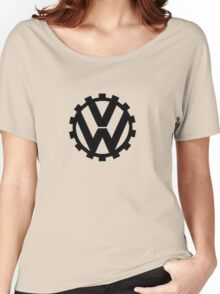 VW Logo Women's Relaxed Fit T-Shirt