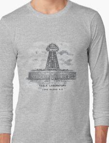 Tesla Lab Long Sleeve T-Shirt