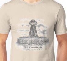 Tesla Lab Unisex T-Shirt