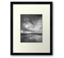 Seascape, Southerndown, Vale of Glamorgan. Framed Print
