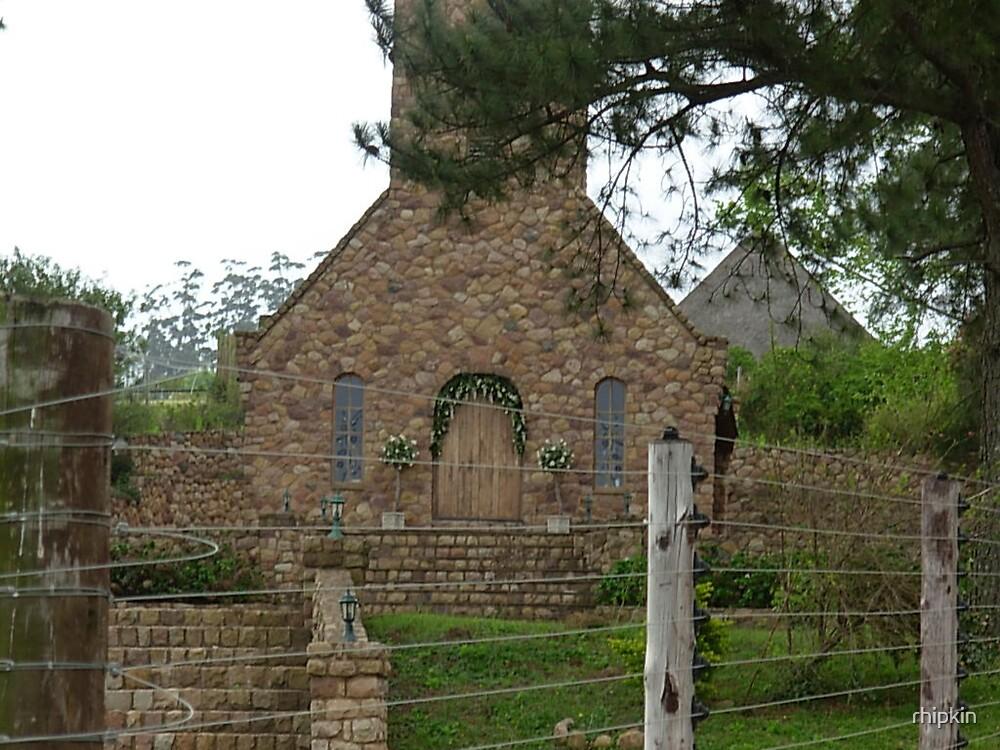Stone Church by rhipkin
