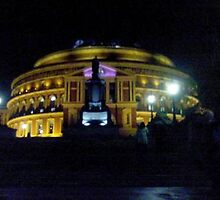 Albert Hall by Kirsty Harper