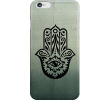 Hamsa Hand Case iPhone Case/Skin