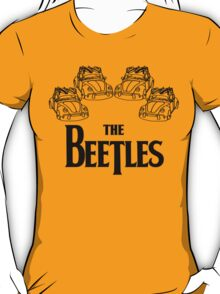 the beetles t-shirt T-Shirt