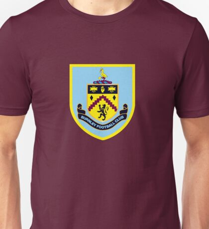 Burnley FC Unisex T-Shirt
