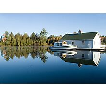 Cottage Country Photographic Print