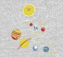 solar system Kids Clothes