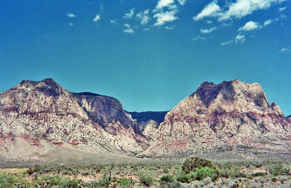 Red Rock Canyon by Erika Benoit