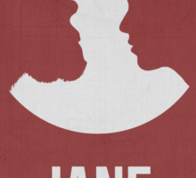 JANE GOODALL - Women in Science Collection Sticker