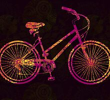 The Tattoo Bycicles-  New Age FantasyTattoo by DreaMground