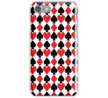 French Suits iPhone Case/Skin