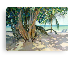 Montego Bay Canvas Print