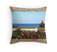 Love Affair Throw Pillow