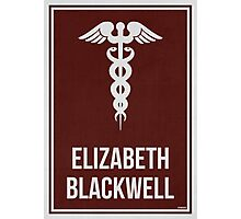 ELIZABETH BLACKWELL - Women in Science Wall Art Photographic Print