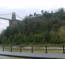 Clifton Suspension Bridge  by Kirsty Harper